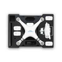 B&W Custom Einsatz für DJI Phantom 3 im Case 6000