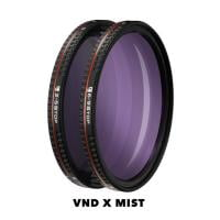 Freewell Gear Hard Stop 58mm Threaded Variable ND-Filter (Mist Edition)