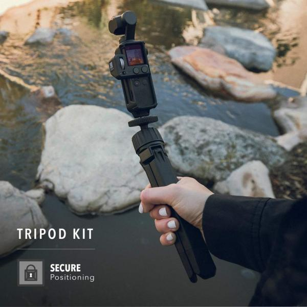 PolarPro DJI OSMO Pocket Tripod Kit