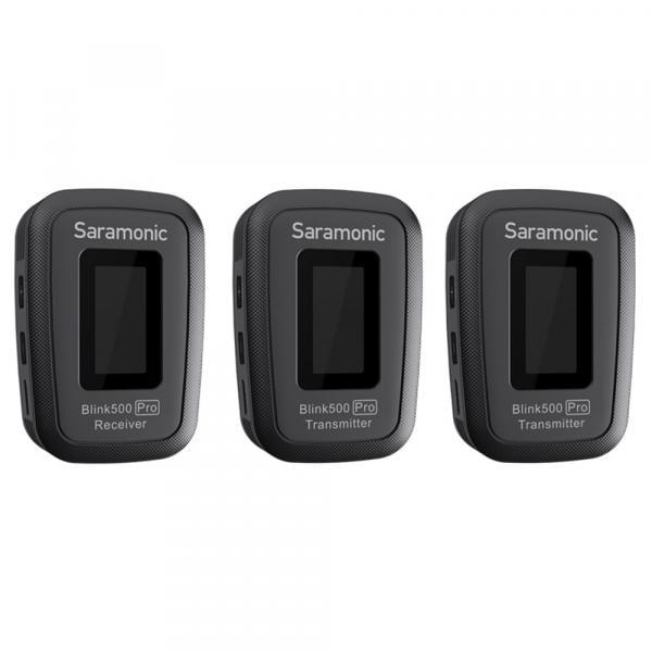 SARAMONIC Blink500 Pro B2 TX+TX+RX