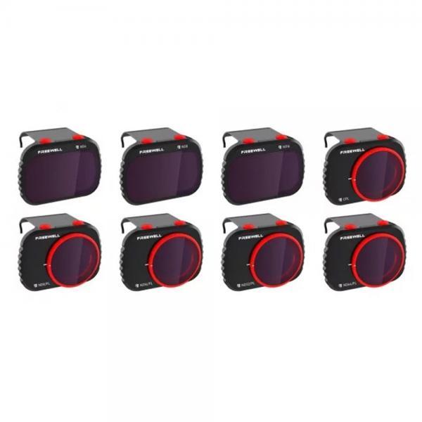 Freewell Gear Grad 8-Filter Pack All Day für DJI Mavic Mini