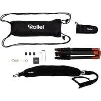 Rollei Compact Traveler No1 Carbon XYZ Stativ