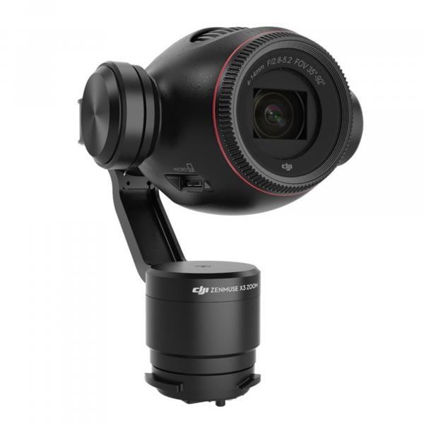 DJI Zenmuse X3 Zoom Osmo Gimbal und Kamera REFURBISHED