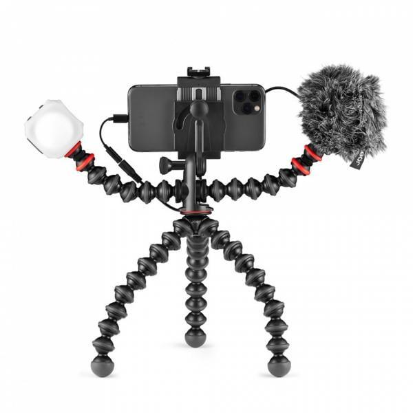 Joby GorillaPod Vlogging-Kit für Smartphones