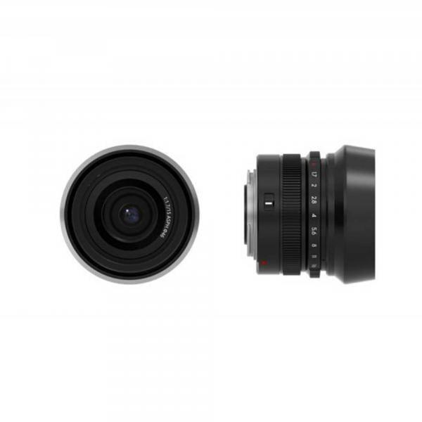 DJI MFT 15mm f/1,7 Objektiv für Zenmuse X5