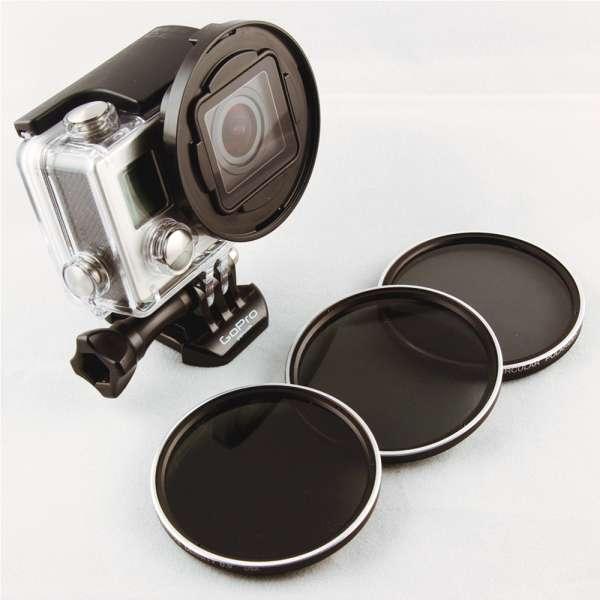 Blurfix Tiffen 55mm Filterpack