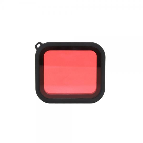 camforpro Rotfilter für Dive Housing