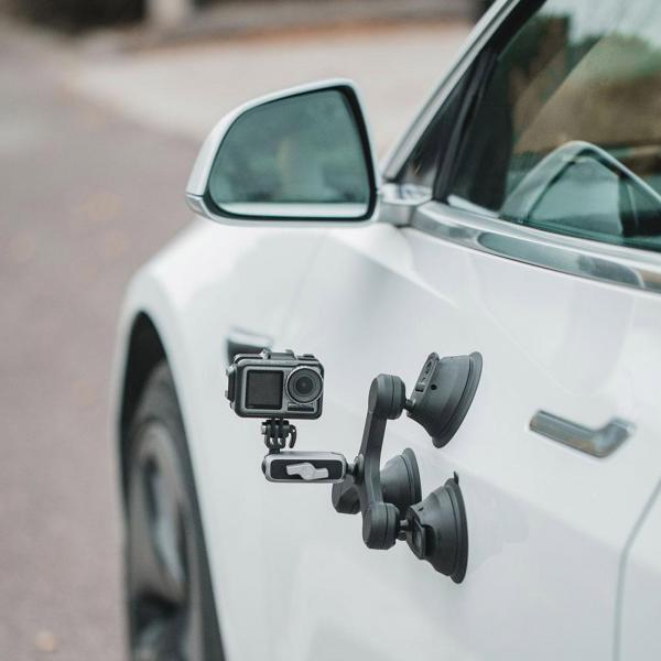 PGYTECH Three Suction Cup Mount