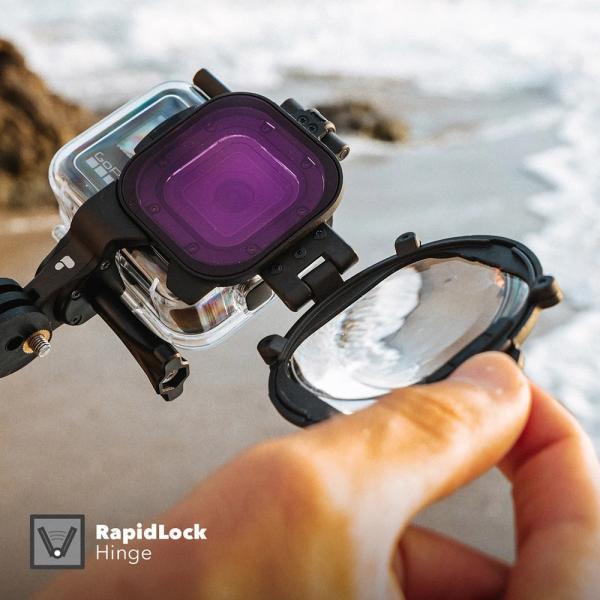 PolarPro Switchblade für HERO8 Black