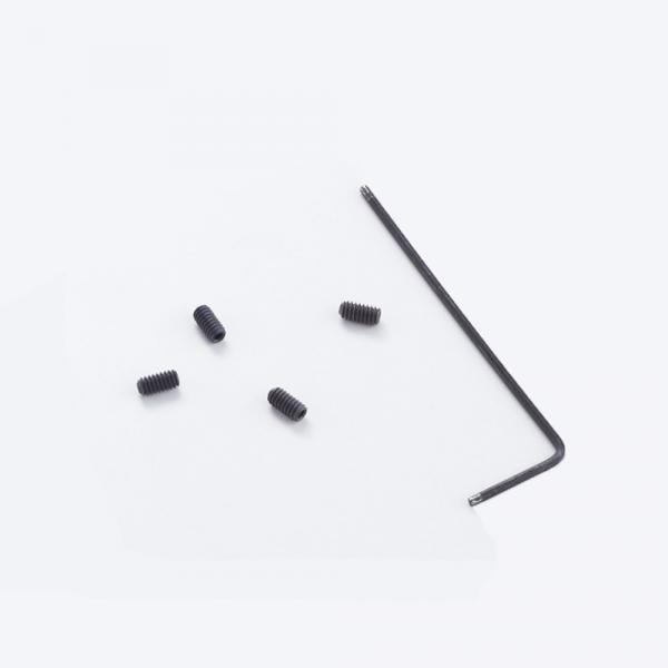 Entaniya Ersatzschrauben und Werkzeug