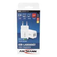 Ansmann High Speed 2-Fach USB Charger 224