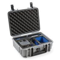 B&W Fusion Case 1000 grey REFURBISHED