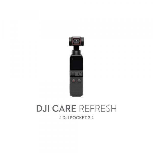 DJI Care Refresh 1 Jahr für Pocket 2