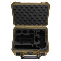 TOMcase Kompakt Edition XT235 sahara Inlay black für Mavic Mini