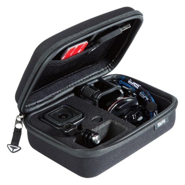 SP Gadgets POV Case xs Black für GoPro HERO Session & HERO5 Session