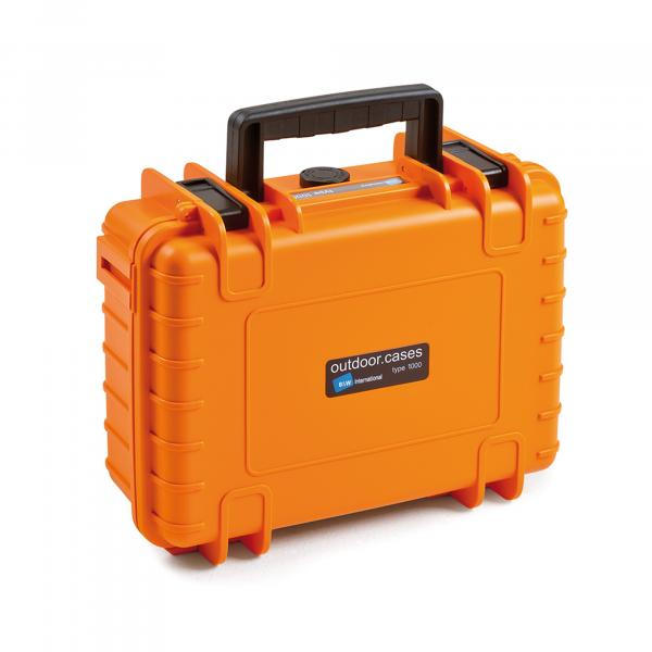 B&W Outdoor Case 1000 orange