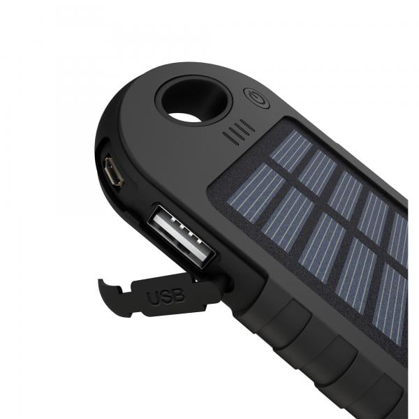 GoPole Dual Charge Solar Power Bank