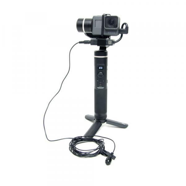 LCA Halterung für Feiyu-Tech G6 für GoPro Pro Mic Adapter V2