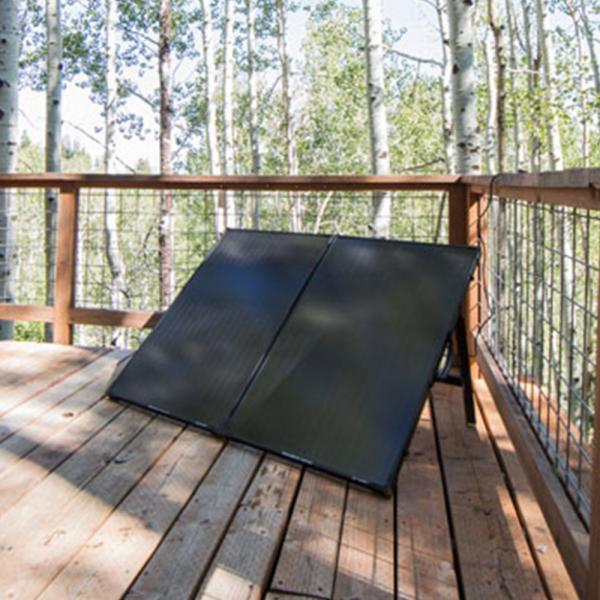 Goal Zero Boulder 200 Solarpanel Briefcase