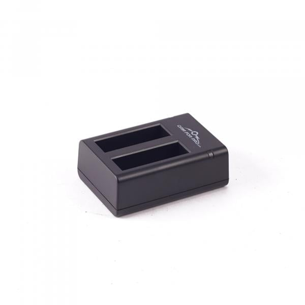 camforpro Dual Ladegerät für GoPro Fusion Akku REFURBISHED