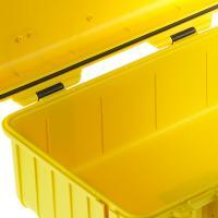 B&W Outdoor Case 6000 yellow