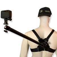 SailVideoSystem - 3rd Person Shoulder Mount für GoPro MAX