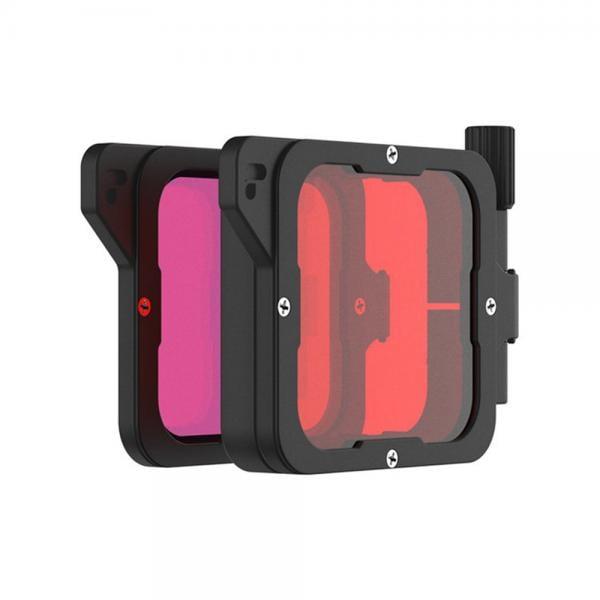 PolarPro Divemaster Filterset für HERO5-7 Black