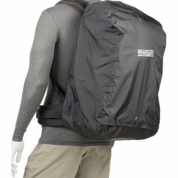 MindShiftGear BackLight photo daypack charcoal