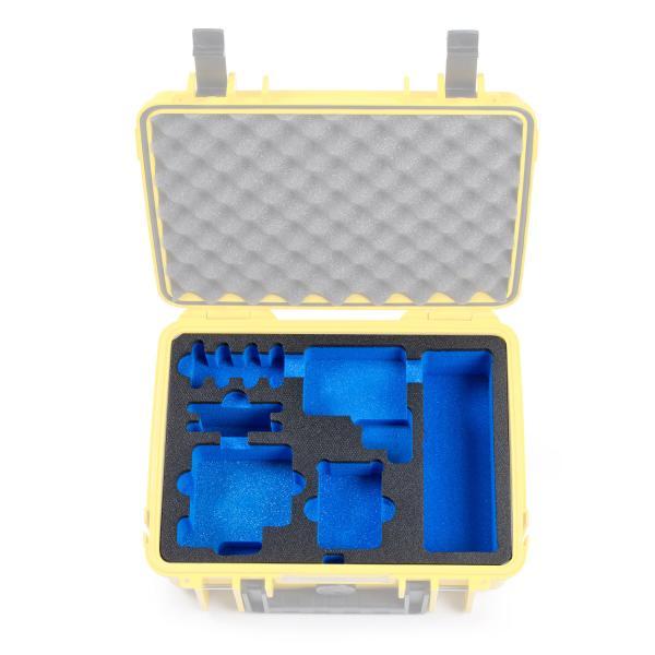 B&W Outdoor Case 1000 GoPro Einsatz für HERO5-7