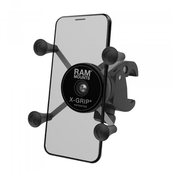 RAM Mounts X-Grip Klemm-Halterung für kleine Smartphones RAM-HOL-UN7-400-1U