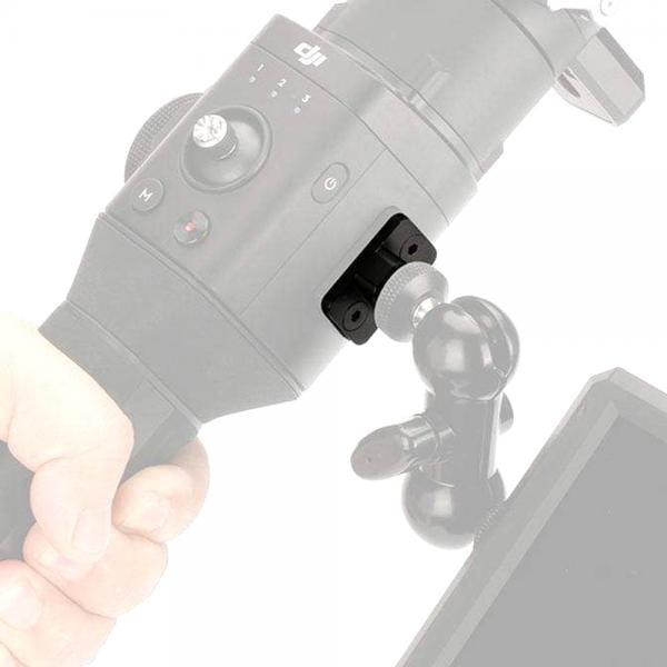 Ulanzi Video Monitor Mounting Plate für DJI Ronin-S/SC