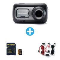 NEXTBASE Dashcam 522GW + 32GB + Hardwire Kit