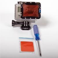Kingtide Rotfilter für GoPro Dive Housing