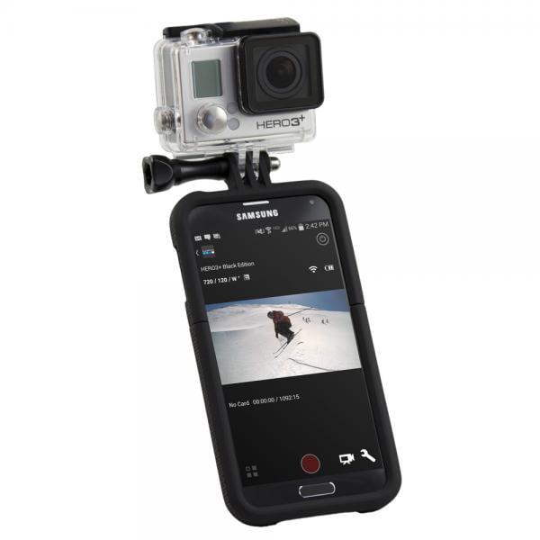 Polarpro Proview für GoPro mit Samsung Galaxy S5