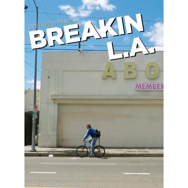 BREAKIN LA DVD