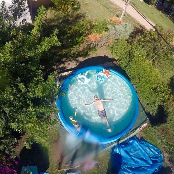 Birdie Pic - die fliegende GoPro