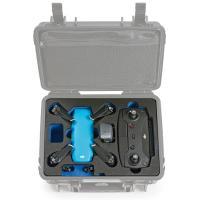 B&W Outdoor Case 1000 DJI Spark Einsatz