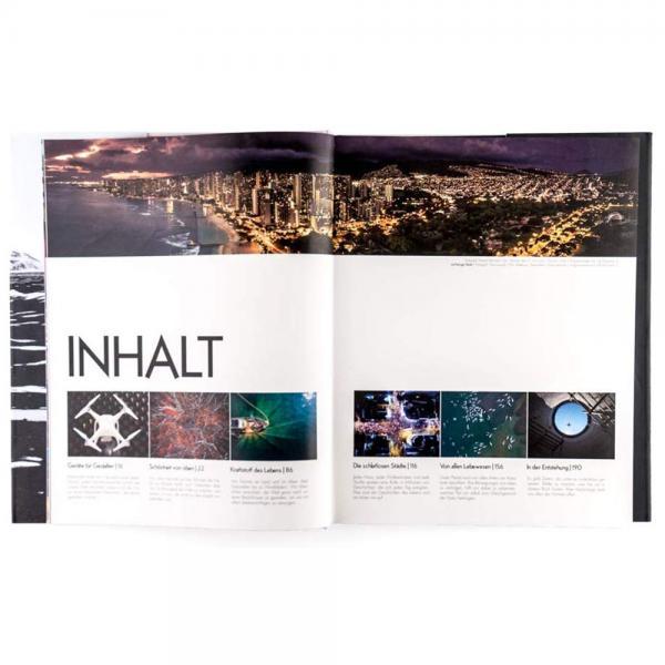 Überirdisch - Die Schönheit der Welt in Drohnenfotografie - DJI Buch