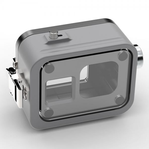 T-HOUSING Aluminium Tieftauchgehäuse für HERO8 Black