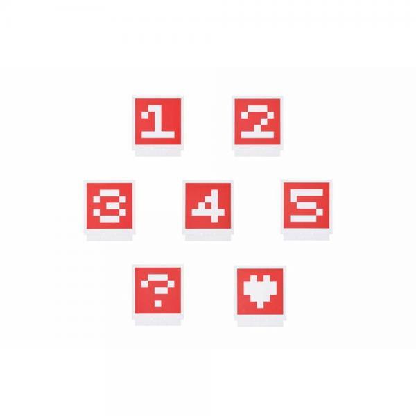 DJI Sichtmarkierungen für RoboMaster S1