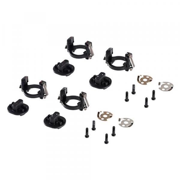 DJI Inspire 2 - 1550T Schnellverschlusspropeller Montageplatten
