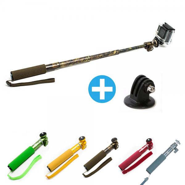 xsories U-SHOT incl GoPro Adapter