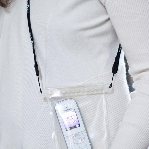 Fidlock HERMETIC dry bag mini transparent