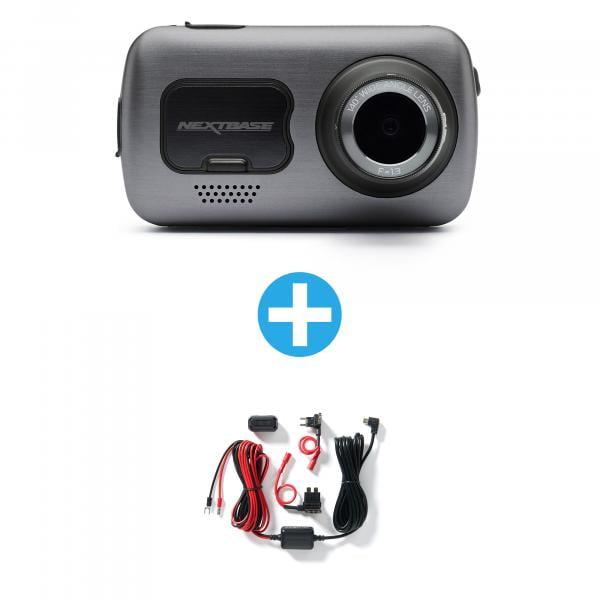 NEXTBASE Dashcam 622GW + Hardwire Kit