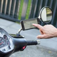 SP Connect Moto Mirror Bundle LT iPhone