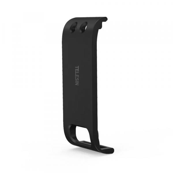Telesin Akkufachdeckel für Dauerstromversorgung für HERO9 & 10 Black