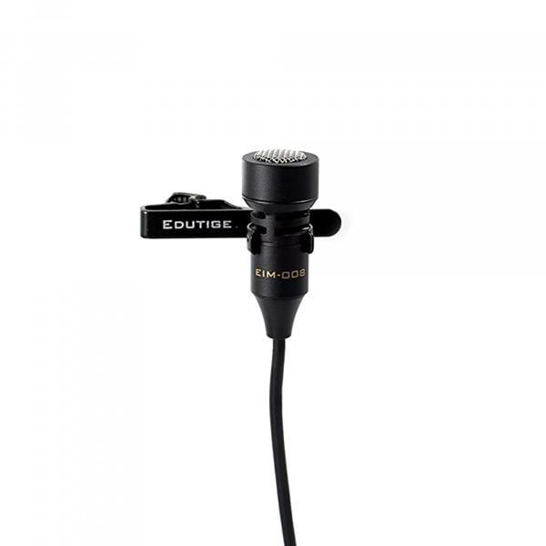 Edutige EIM-008 Unidirectional Lavalier 3,5mm 4-Pol CTIA