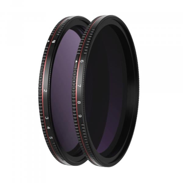 Freewell Gear Hard Stop 58mm Threaded Variable ND-Filter
