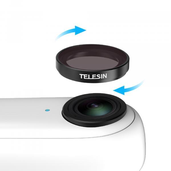 Telesin Filterset für Insta360 Go 2