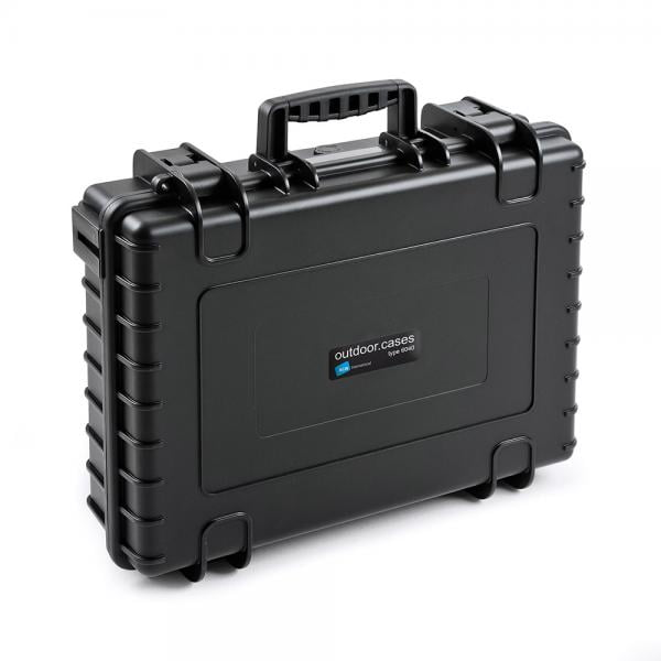 B&W Outdoor Case 6040 black